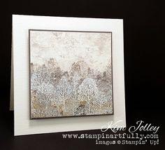 "Stampin Artfully: Foolproof ""Watercolor"""