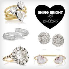 Würdest du dich über diese Diamanten freuen? Unsere TOP 5 Luxus-Schmuckstücke für einen umwerfenden Look ♔ #jewelry