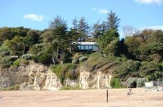 Another Cliff end, Pett Level hideaway Camber Sands, Good Old, Cliff, Country Roads, Beach, Seaside