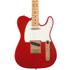 Fender Custom Shop Custom Shop Custom Deluxe Telecaster (Candy Apple Red) | GTRstore for Guitars, Amps + Accessories