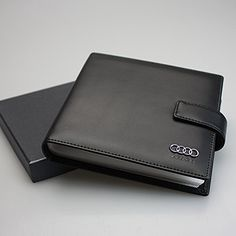 Audi PU Leather CD Case 20 Capacity Car DVD Holder Disc Disk Storage Carry * Be sure to check out this awesome product.Note:It is affiliate link to Amazon.