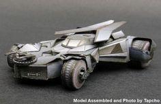 batman papercraft - Google Search