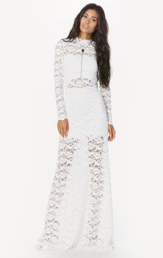 DIXIE LACE MAIDEN MAXI