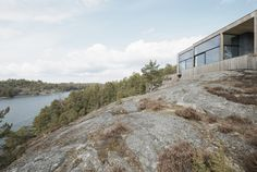 Gallery of House on a Cliff / Petra Gipp Arkitektur + Katarina Lundeberg - 1