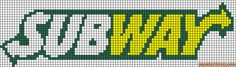 Alpha Pattern added by sezy Minecraft Pattern, Minecraft Pixel Art, Diy Perler Beads, Perler Bead Art, Cross Stitch Bookmarks, Counted Cross Stitch Patterns, Marvel Cross Stitch, Graph Paper Drawings, Pony Bead Crafts