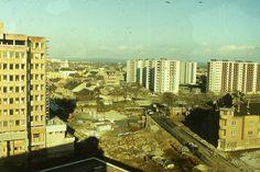 Az épülő Vörösmarty lakótelep forrás: Miskolc a Múltban fotó: Farkas Gyula