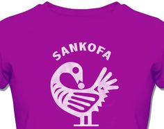 Sankofa T shirt African Clothing Black History Month Afrocentric clothing Kwanzaa gifts Christmas gifts for her Cyber Monday Holiday sales