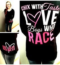 Chix Gear Store | CLOTHING