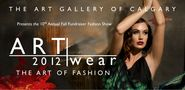 Art Gallery of Calgary presents ARTwear 2012. This year's theme is Vintage Hollywood, so come dressed in your best glitzy, glam and dapper style! Bring out your pearls, fur, sequins, feathers, top hats, tails and gloves to celebrate their 10th Anniversary event in style! Details at https://www.theskoop.ca/events/5065edc9d87c1a3d710086c4