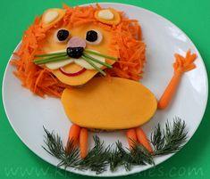 Lion Sandwich