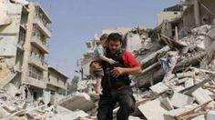 Syria conflict: UN 'ready to resume' aid convoys