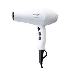 Balmain Hair Professional Infrared Blowdryer White.