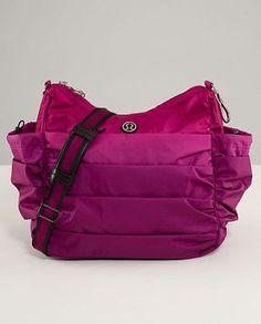 Lululemon Bag $118. Loves it.