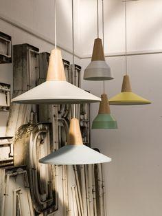 SCHNEID Eikon  #lamp #leuchte #design #wood #holz