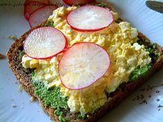 Qchenne-Inspiracje! FIT blog o zdrowym stylu życia i zdrowym odżywianiu. Kaloryczność potraw. : Przepisy FIT: Pasta jajeczna bez majonezu i parę słów o jajku
