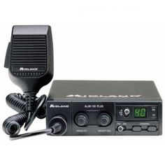 MIDLAND ALAN 100 PLUS  jest przewoźnym, 40 kanałowym radiotelefonem pracującymw paśmie CB.