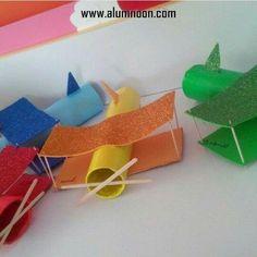 30 Activities ideas for classroom - Aluno On Kids Crafts, Toddler Crafts, Toddler Activities, Diy And Crafts, Arts And Crafts, Paper Crafts, Art N Craft, Craft Stick Crafts, Preschool Education