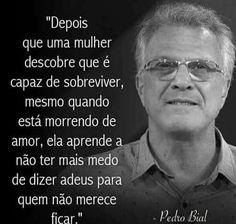 Frases De Amor De Pedro Bial 3 Quotes Links