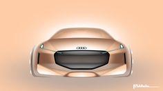 2022 Audi TT on Behance