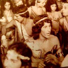 Zico (à direita) no desfile do Juventude de Quintino Zico, Best Player, History, Youth, Historia