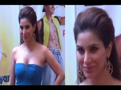 Sophie Choudry @ 25th film completion celebration with Mr. Vashu Bhagnani.