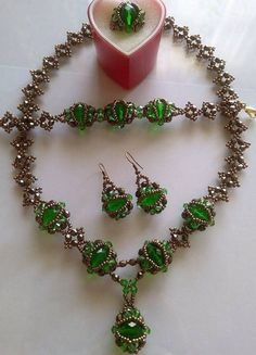 Free shipping SALE-Chirstmas Sale-GREEN by SERMINCEJEWERLY on Etsy
