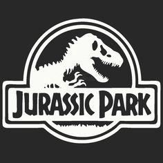 Signage Design, Logo Design, Diy Vinyl Projects, Park Birthday, Photo Wall Collage, Room Tour, Jurassic Park, Sticker Design, Stickers