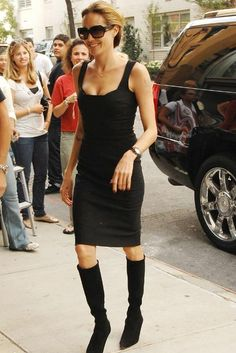 Angelina Jolie's Style Highs & Lows | Angelina Jolie photos | Angelina Jolie fashion | Celebrity Pictures | Marie Claire