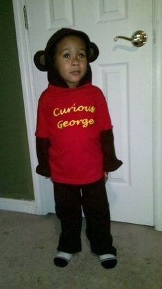 Curious george logo costume ideas pinterest curious george and