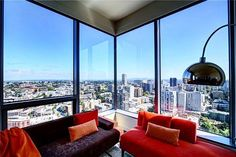 The ultimate Penthouse Suites in Seattle, WA. @premiereonpine  MLS: 708940