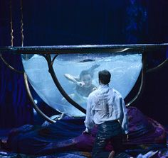 Cirque du Soleil: Amaluna - this would be something  to consider as well with the middle performance center piece.