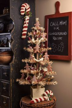 Cute Gingerbread Tree......