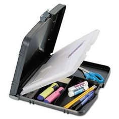 Shop Officemate Triple File Clipboard Storage Box, Recycled, Black (83610) online at lowest price in india and purchase various collections of File & Folder Accessories in Officemate International brand at grabmore.in the best online shopping store in india