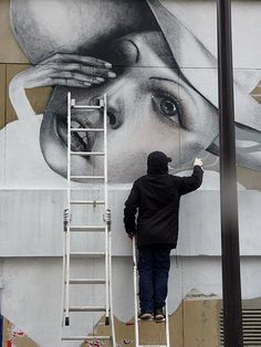 CLAUDIO ETHOS http://www.widewalls.ch/artist/claudio-ethos/ #street #art