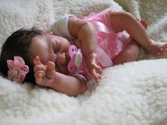 life like reborn baby doll by Ewa from Poland