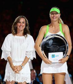 Martina Hingis - 2012 Australian Open - Day 13