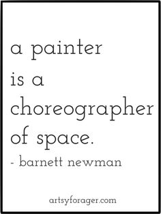 """A painter is a chor"