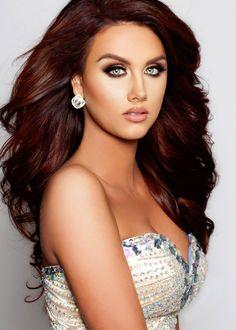 Miss California USA 2015 Contestant Savannah Ellison Photo Credit: Raphael Monglozo Makeup by Austin Ryde Ellison