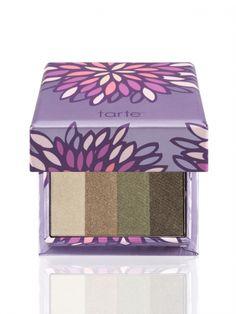 beauty & the box Amazonian clay eyeshadow quad -
