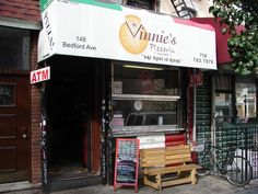Welcome to Vinnie's Online; brooklyn and greenpoint - vegan pizza