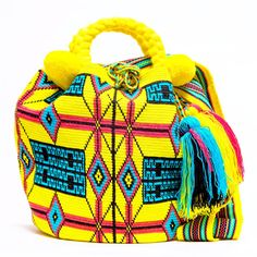 15% OFF Limited ED Wayuu Mochila Bag. Quick Ship Anywhere, and International!  $233.75 #wayuubags
