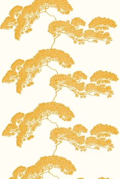 The ever creative people at Timorous Beasties have this beautiful Japanese tree to adorn our lives