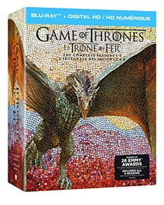 [$119.99] [Amazon Canada]Game of Thrones Bluray seasons 1-6 $120 http://www.lavahotdeals.com/ca/cheap/amazon-canadagame-thrones-bluray-seasons-1-6-120/145618?utm_source=pinterest&utm_medium=rss&utm_campaign=at_lavahotdeals