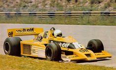 1979 GP Brazylii (Rene Arnoux)  Renault RS01