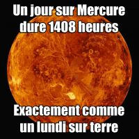 One day on Mercury lasts 1408 hours. just like one Monday on Earth xD Rage, True Quotes, Funny Quotes, Fairytale Quotes, Bell Pictures, Video Humour, French Quotes, Teaching French, True Facts