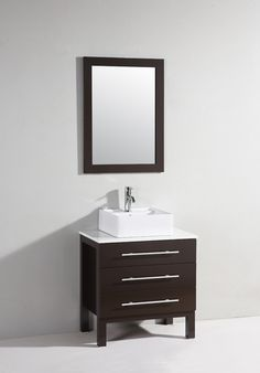 "Carnival 28"" Bathroom Vanity - Royal Bath Place $399"