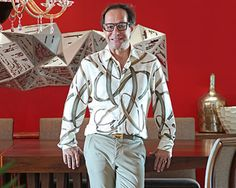 Sérgio Paulo Rabello é um arquiteto que trabalha sempre focado em atender os sonhos e desejos dos seus clientes.
