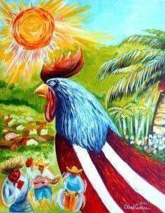 4c67af368d5 Puerto Rican Heritage Art by Obed Gómez