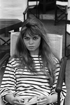 Brigitte Bardot / Cannes, 1956.