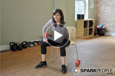 10-minute arm toning workout (with dumbbells)